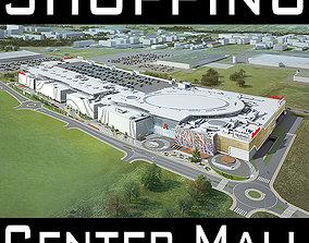 3D Mall Shopping Center Retail Store