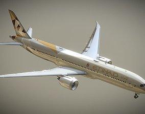 3D model Boeing 787 Dreamliner