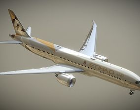 3D model Boeing 787 Dreamliner