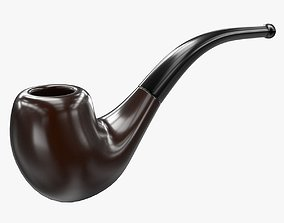 Smoking Pipe 3D