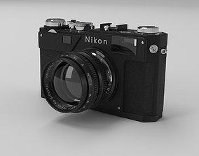 Nikon Film Camera 3D