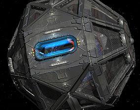 3D Zion Station