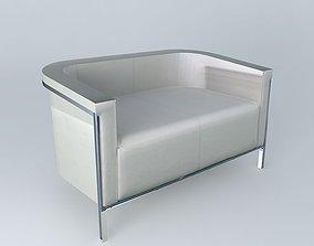 3D URBAN Ecru sofa fashion houses