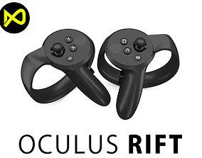 Oculus Touch 3D model