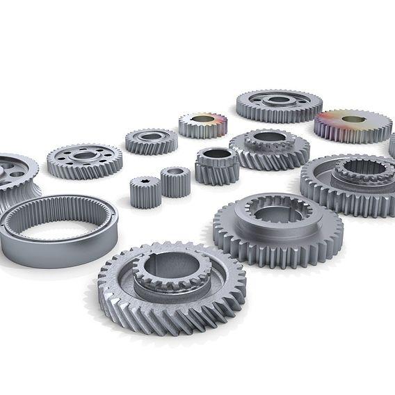 Gears set Mechanical gear