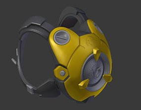 Lucio backpack Overwatch 3D print model print