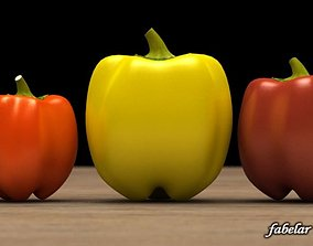3D Peppers