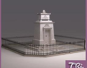 3D model PANTHEON CRIPT 3