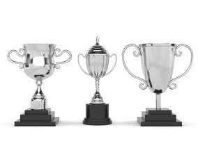 tournament 3D model Cups Trophy