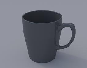 design tea Cup 3D Model