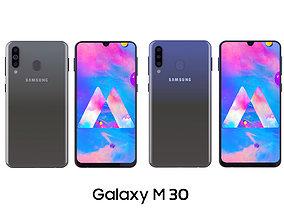 Samsung Galaxy M30 3D model