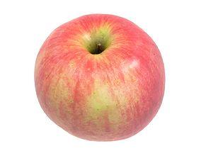 3D model Red Apple apple