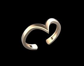finger 3D printable model Falang ring