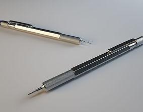 drawing Mechanical Pencil 3D Model