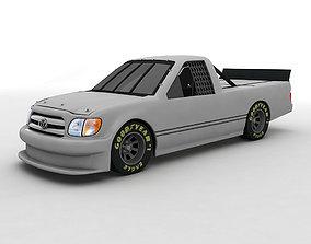 2004 Toyota Tundra Race Truck NASCAR 3D