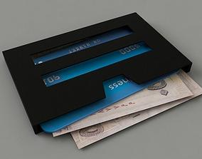 Wallet Windows 3D print model