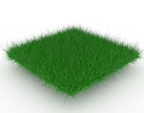 3D model realtime cgtrader Grass