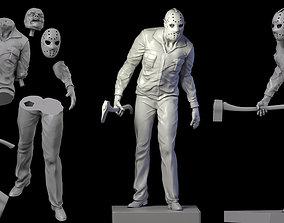 13 Jason Voorhees 3D print model