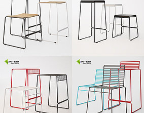 3D Cintesi Wire Furniture Collection
