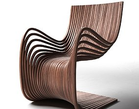 Pipo Chair 3D laminated