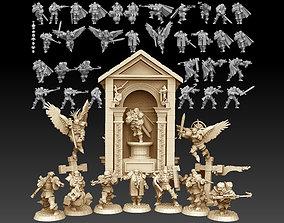 3D printable model Ministeriales Megapack