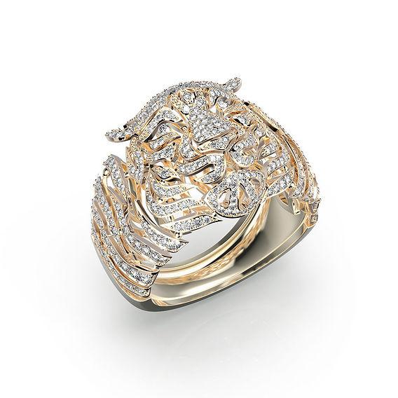 Big Cat Ring