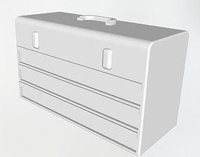 Tool box 3D printable model