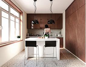 Dream living room 3D