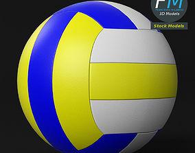 3D model Beach volleyball