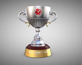 ISL Trophy 3D model