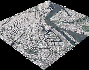 3D model Amsterdam - Netherlands