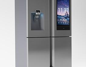 Samsung Family Hub French Door 3D