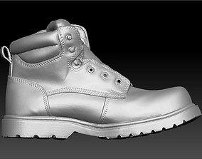 Brahma Construction Boot 3D Scan