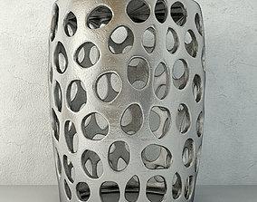 Openwork stool 3D