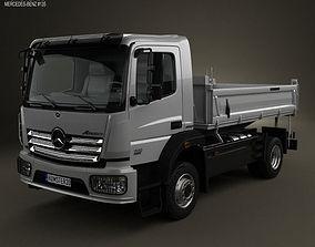 Mercedes-Benz Atego Tipper Truck 2013 3D model