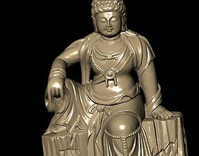 The Bodhisattva statuette 3D printable model