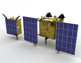 Satellites Mango and Tango 3D model