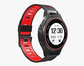Smart watch 03 closed 3D model