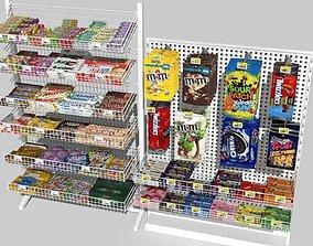 pey candy rack 3D