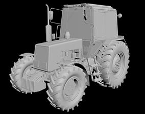 Belarus MTZ 892 3D model