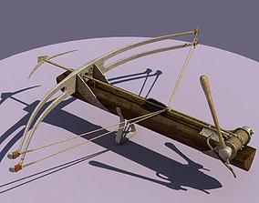 3D model Arballista