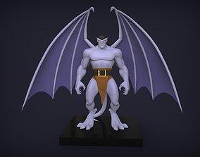 Goliath Gargoyles 3D print model