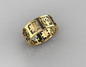 3D print model Ring 39 Seasons
