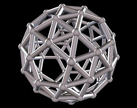 038 Mathart - Archimedean Solids - 3D printable model 5