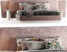Sheila Double Bed Opera 3D