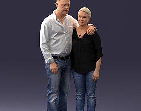 3D couple 1205