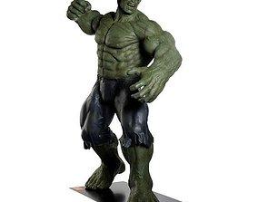 hulk statue 3D printable model