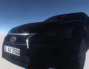 Lexus Gs 3D asset