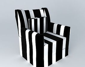 3D Chair Cover COTTAGE houses the world