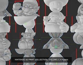 game NINTENDO 3D PRINT COLLECTION - VOLUME 2